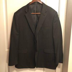 Black sports coat